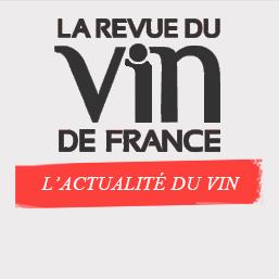 logo la revue du vin de france l'actualite du vin