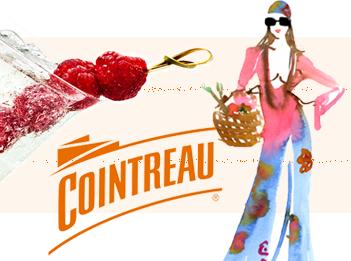 Cointreau et Cosmopolitan
