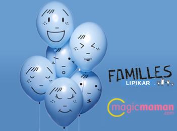 Lipikar et Famili Magicmaman