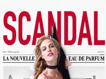 Scandal x Stylist