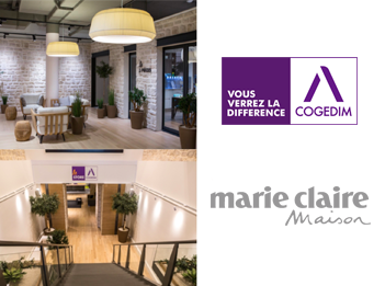 Cogedim X Marie Claire Maison