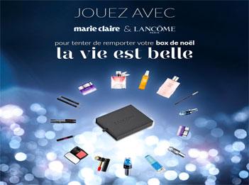 Lancôme X Marie Claire